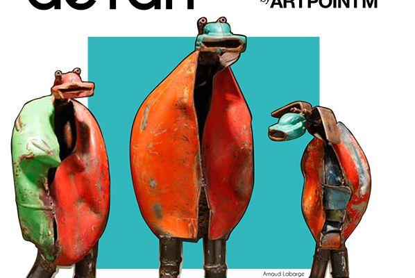 La Braderie de l'Art à la Condition Publique, Roubaix - 3 et 4 décembre