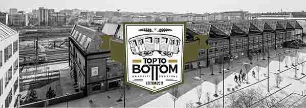 Top to Bottom : Toute la Street Culture fait sa rentrée les 16 et 17 septembre à Paris !