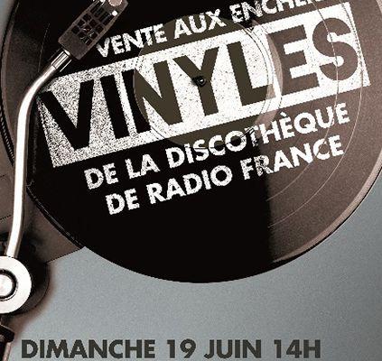 Une nouvelle vie pour 10 000 disques vinyles !