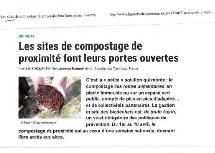 Grand Troyes : le conseil communautaire souvent et bien restauré = trop de biodéchets !!