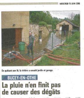 Seine Normandie : mai , ça des gouttes ... juin , ça pourrit (même le moral)