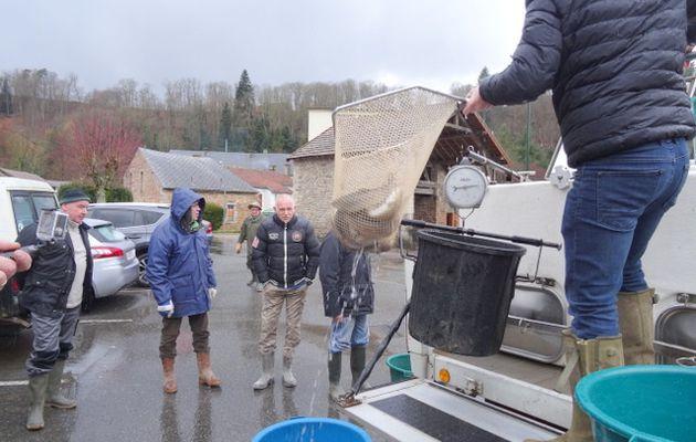 Samedi 12 mars ouverture de la pêche à Saint Clément