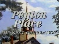 Dossier - Peyton Place : The Next Generation (1)