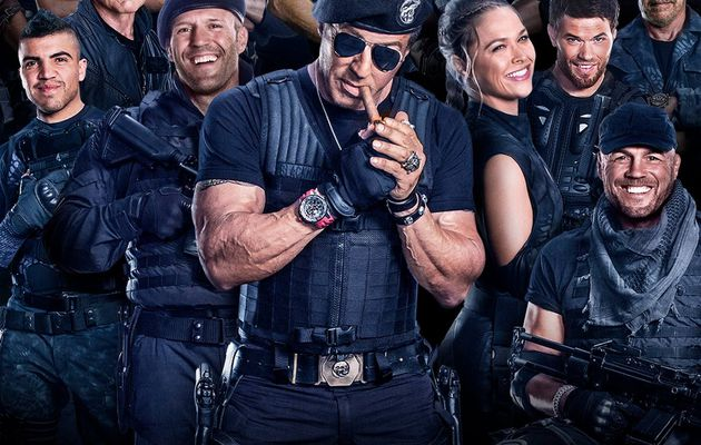 EXPENDABLES 3 - la critique