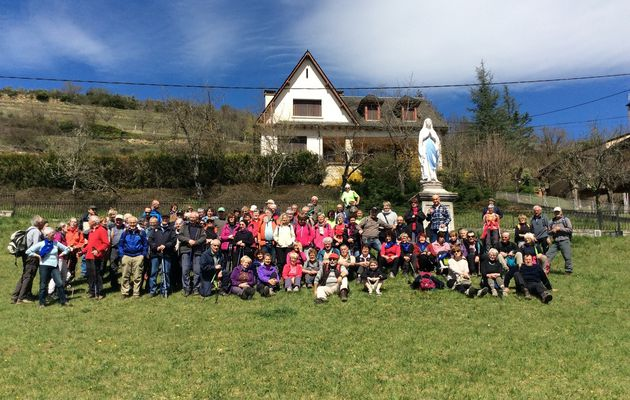 interclub nord aveyron 3 avril 2016 : une réussite !