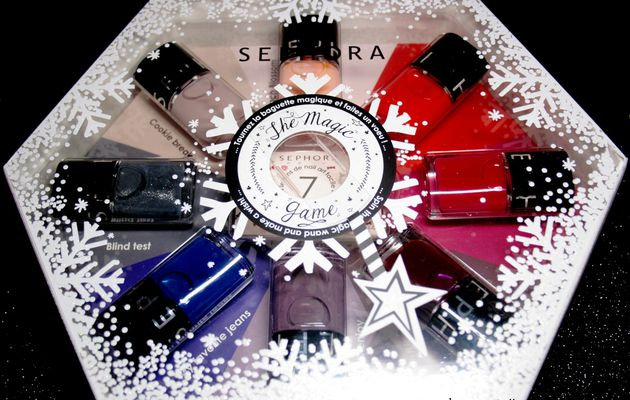 Sephora The Magic Game...Partie 1