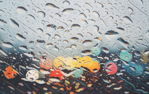 Chansons à écouter en regardant tomber la pluie/ Songs to listen to while watching the rain