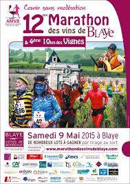 12ème Marathon des vins de Blaye