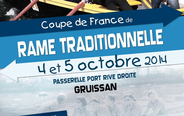 Coupe de France Rame Traditionnelle
