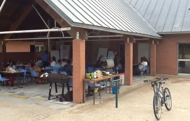 Barbecue ACF 2014