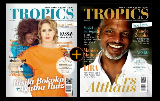 TROPICS Magazine – Issue 53 – Launch