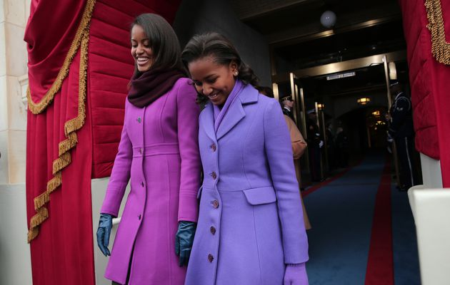 Sasha and Malia Obama named to 'Influential Teens' list