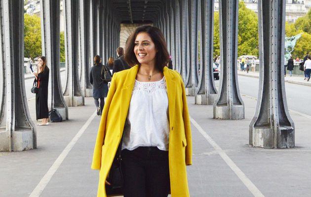 Le même en moins cher : le manteau jaune See U Soon