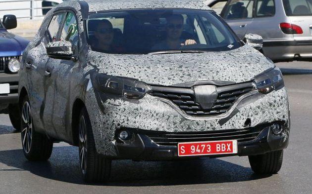 Scoop : Nouveau Renault Koleos