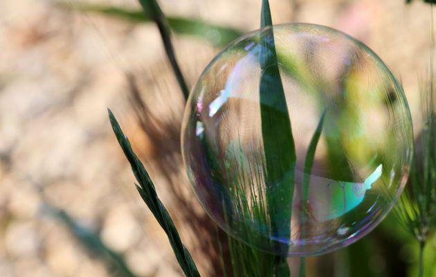 Coincer la bulle