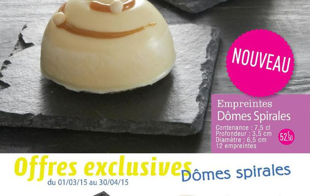 Promotion Mars - Avril 2015