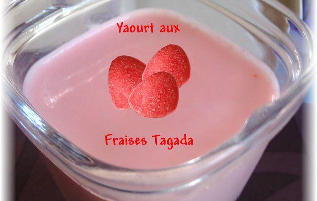 Yaourts aux fraises ou bananes Tagada®