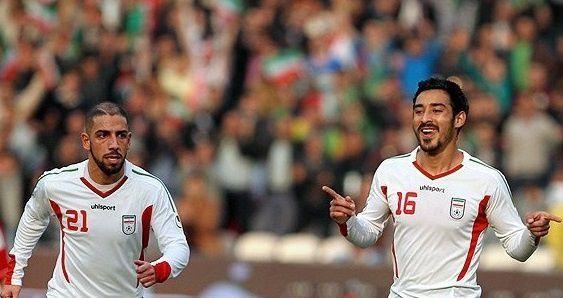 MONDIAL 2014 - GR.F - IRAN : LA LISTE DES 23