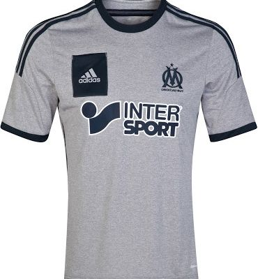 MAILLOTS 14-15 : OM-OL, LE CHOC DES MAILLOTS