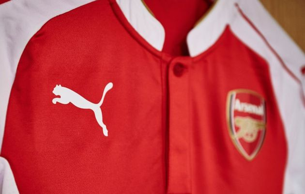 MAILLOTS 2015-2016 : ARSENAL IS CLASSICAL