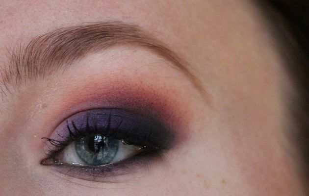 Look du soir : dark sunset