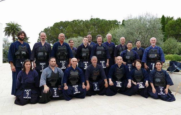 Kanzaki Senseï à Monaco 17 et 18 juin