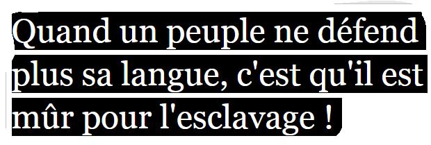 Réforme de la langue française
