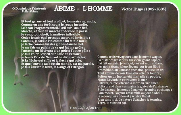 ABÎME - l'HOMME