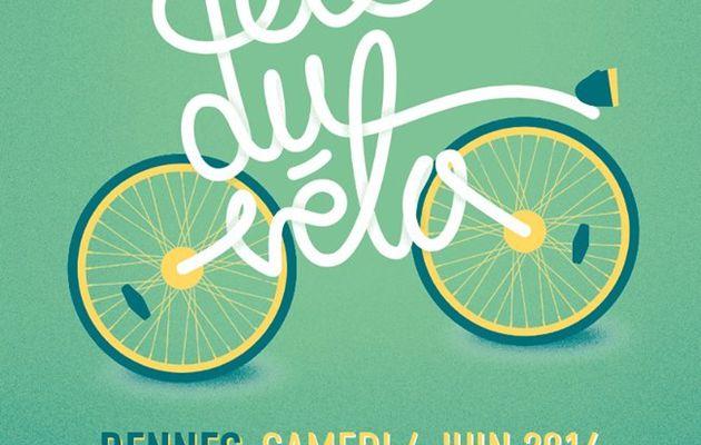 Le vélo en fête à Rennes samedi 4 juin