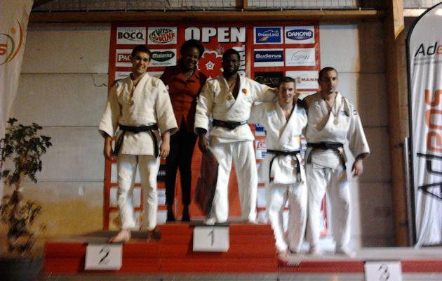 11ème open international du Judotori à JODOIGNE (Belgique) le 19/04/2014