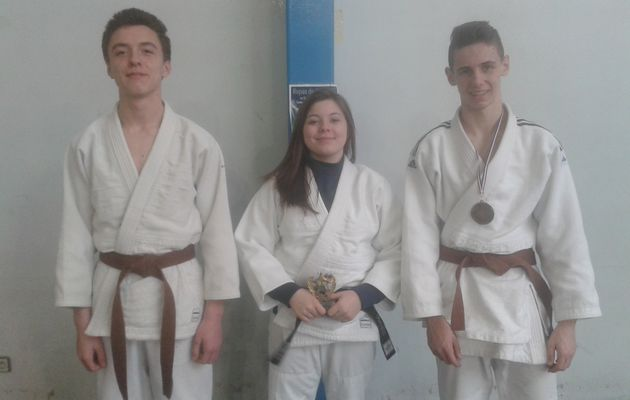 Rencontre interclubs du Judo Club de Bertry le 12/03/16