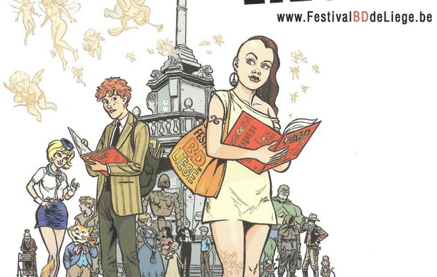 24ème Festival BD International de Liège 2017