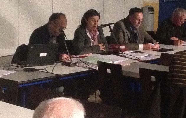 Découvrez les compte-rendus des deux dernières séances du Conseil cantonal Le Mans Sud - Arnage