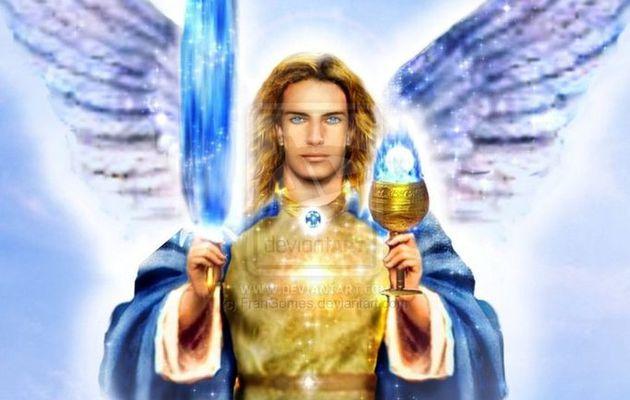 Les 3 Archanges de Dieu a la mort a invoquer pour le defunt