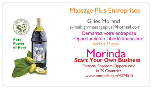 Global Opportunity-Opportunite mondiale pour tous! (experience non-necessaire)
