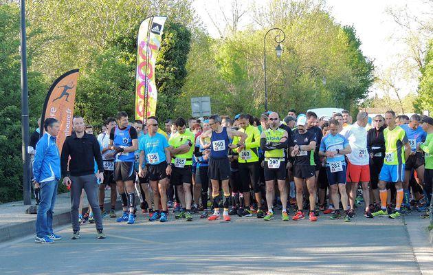 Résultats 13km Trail des Châteaux à Salles sur Mer 2016