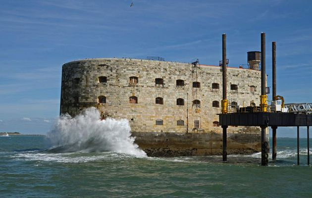 Fort Boyard, photos