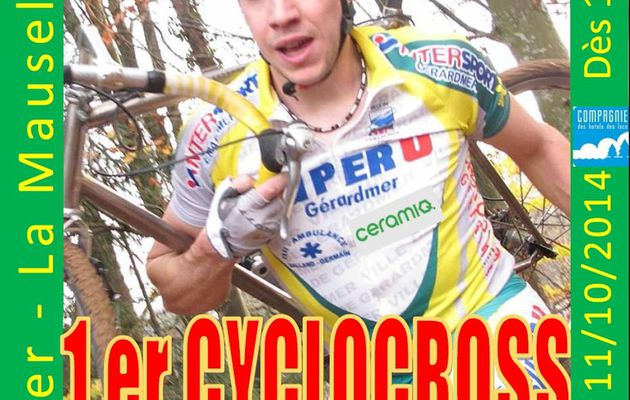 1er cyclo-cross de Gérardmer le 11 octobre 2014