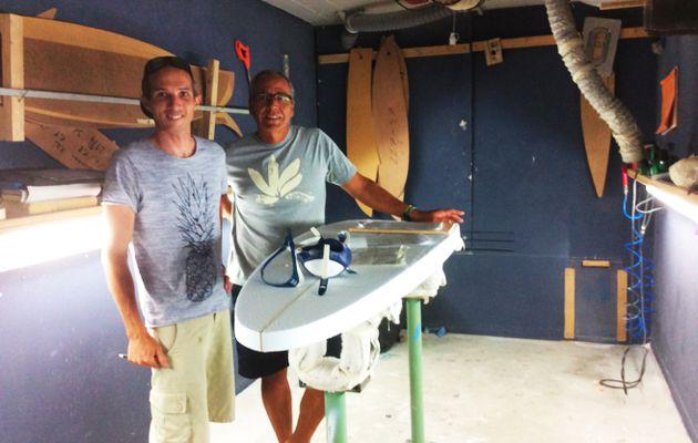 ATAO Surfboards & Daniel's longboards