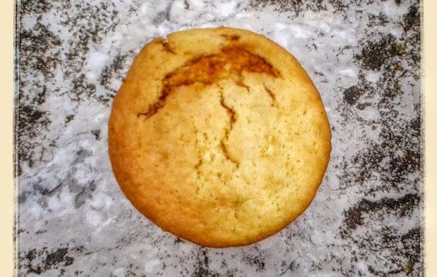 Muffin au coeur coulant au caramel au beurre salé au thermomix