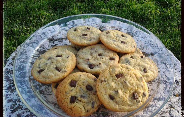 Cookies de Pierre hermès au Kitchenaid