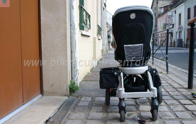 ORBIT BABY G2 : LES PANIERS