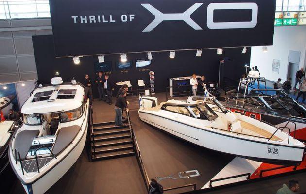 Boot 2015 - XO Boats, des bateaux d'architectes ?