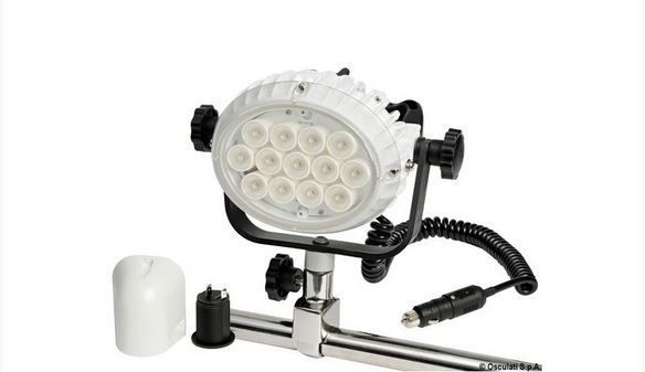 Bateaux - les fréquences VHF radio et AIS brouillées par les éclairages à LED
