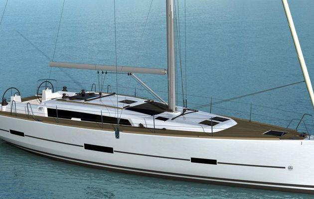 SCOOP - Dufour annonce le nouveau Dufour 460 Grand Large