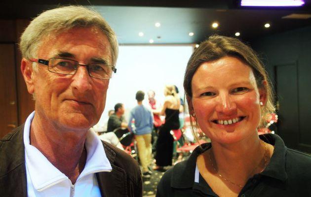 Solitaire du Figaro 2015 - le passage du Cap Finisterre, un grand moment pour Claire Pruvot