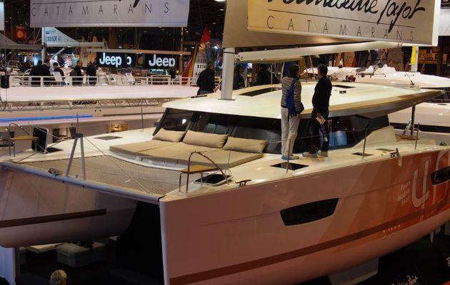 Découverte en photos du nouveau catamaran Lucia 40 de Fountaine-Pajot