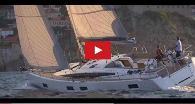 VIDEO - 3.39 minutes de bonheur à bord du nouveau Jeanneau Yachts 54