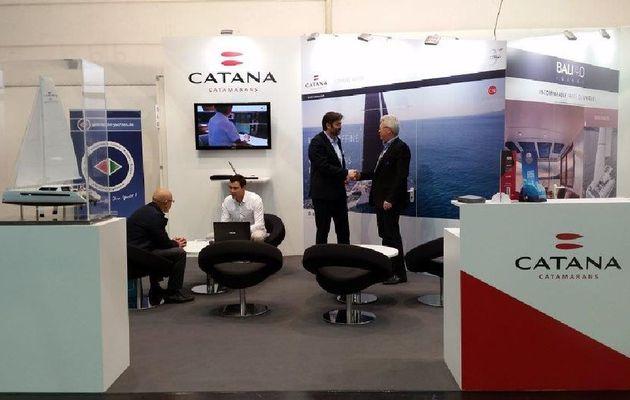 Scoop Boot - 4 catamarans Catana 53 déjà vendus ; nouveaux visuels du bateau