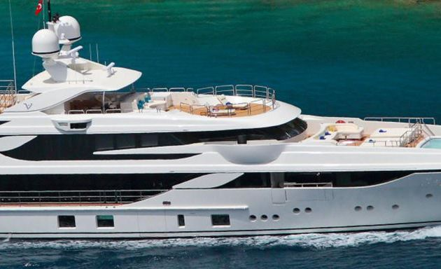 Benetti signe la vente de son second super yacht custom de 50m